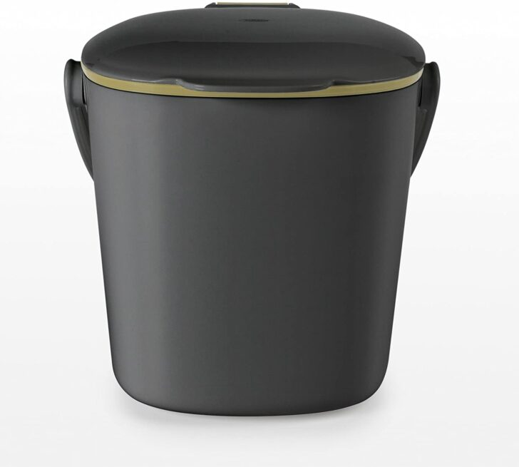Medium Size of Küchenabfalleimer Oxo Good Grips Kchenabfalleimer Komposteimer Wohnzimmer Küchenabfalleimer