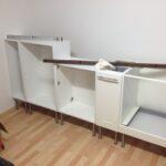 Ikea Küchen Unterschrank Wohnzimmer Ikea Küchen Unterschrank Eigenbau Werkbank Aus Kchenschrnken Und Ein Paar Mdf Platten Bad Eckunterschrank Küche Badezimmer Kosten Regal Holz Modulküche
