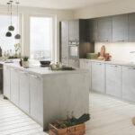 Nobilia Wandabschlussleiste Wohnzimmer Nobilia Wandabschlussleiste Arbeitsplatte Beton Grau Küche Einbauküche