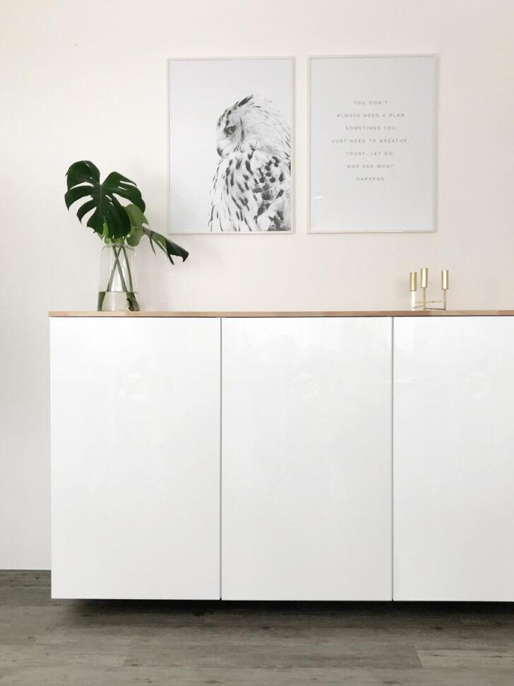 Medium Size of Ikea Hack Metod Kchenschrank Als Sideboard Modulküche Miniküche Küche Kaufen Kosten Anrichte Betten Bei Sofa Mit Schlaffunktion 160x200 Wohnzimmer Anrichte Ikea