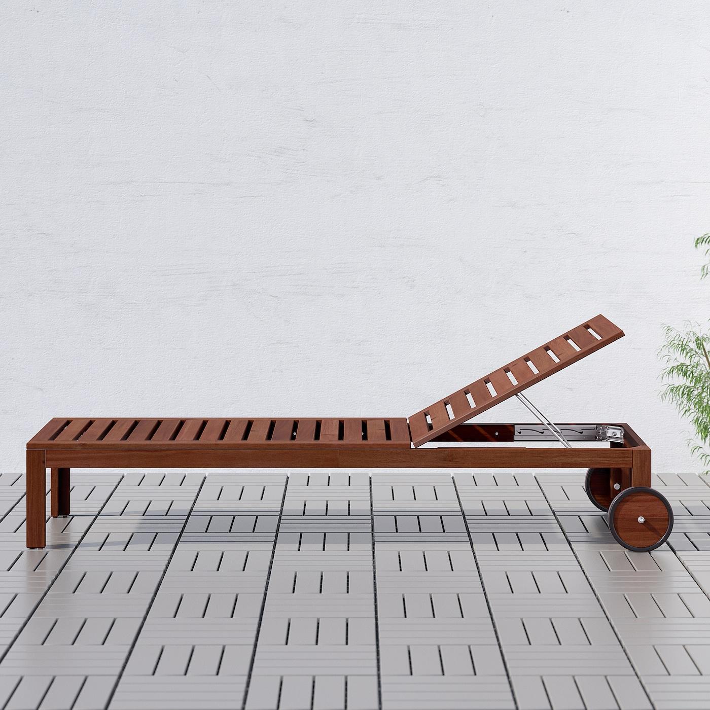 Full Size of Gartenliege Holz Ikea Pplar Sonnenliege Braun Las Deutschland Alu Fenster Garten Spielhaus Holzküche Loungemöbel Holzbank Betten Aus Küche Modern Preise Wohnzimmer Gartenliege Holz Ikea