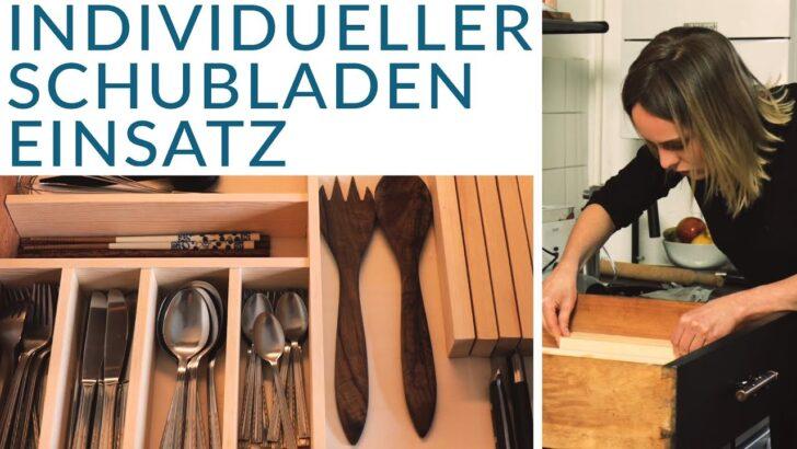 Medium Size of Schubladeneinsatz Küche Wohnzimmer Gewürze Schubladeneinsatz