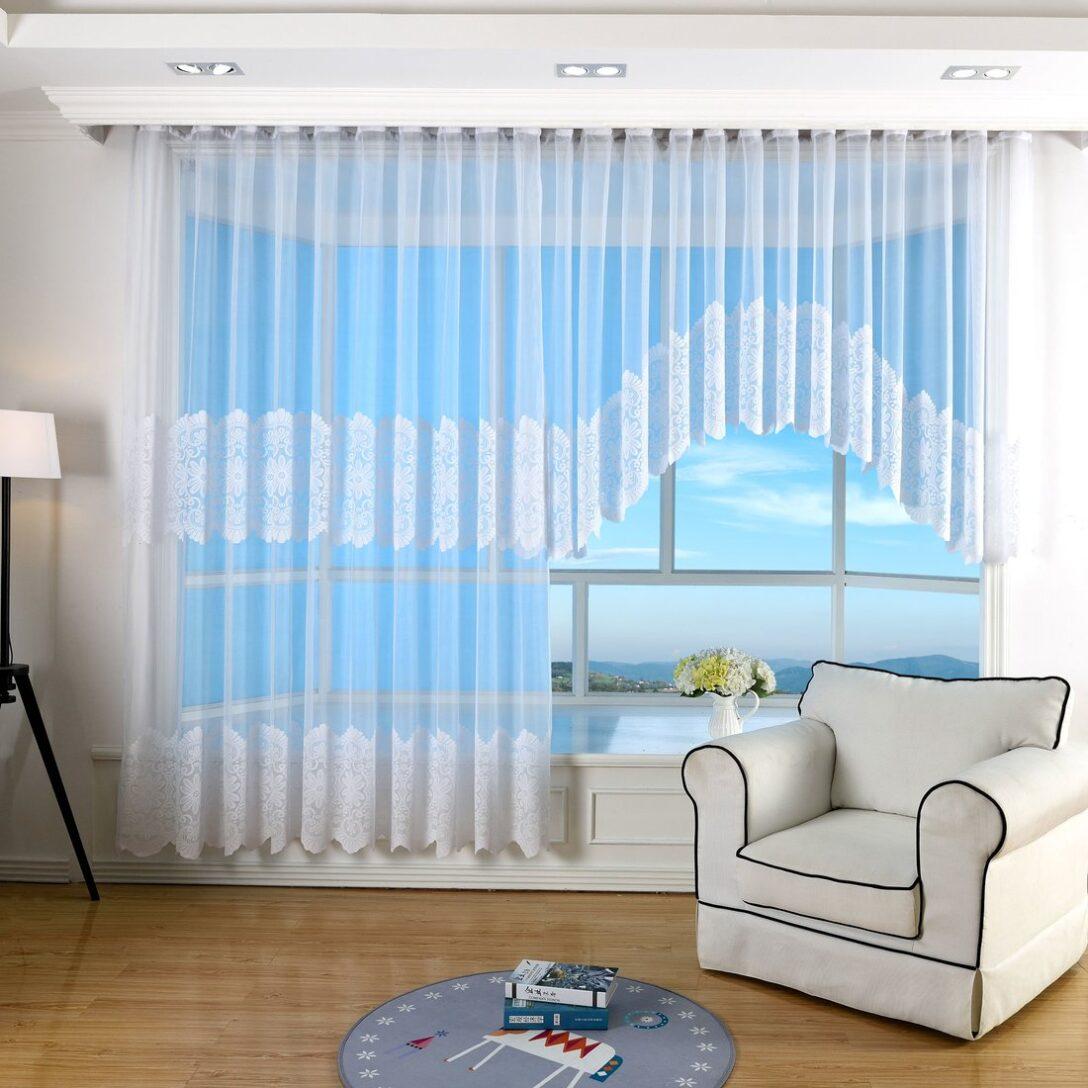 Large Size of Bogen Gardinen 13117 C Store Schlafzimmer Wohnzimmer Fenster Für Scheibengardinen Küche Bogenlampe Esstisch Die Wohnzimmer Bogen Gardinen