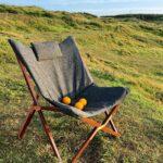 Lounge Klappstuhl Suhu Camping Stuhl Sessel Modern Design Retro Möbel Garten Loungemöbel Günstig Holz Set Sofa Wohnzimmer Lounge Klappstuhl