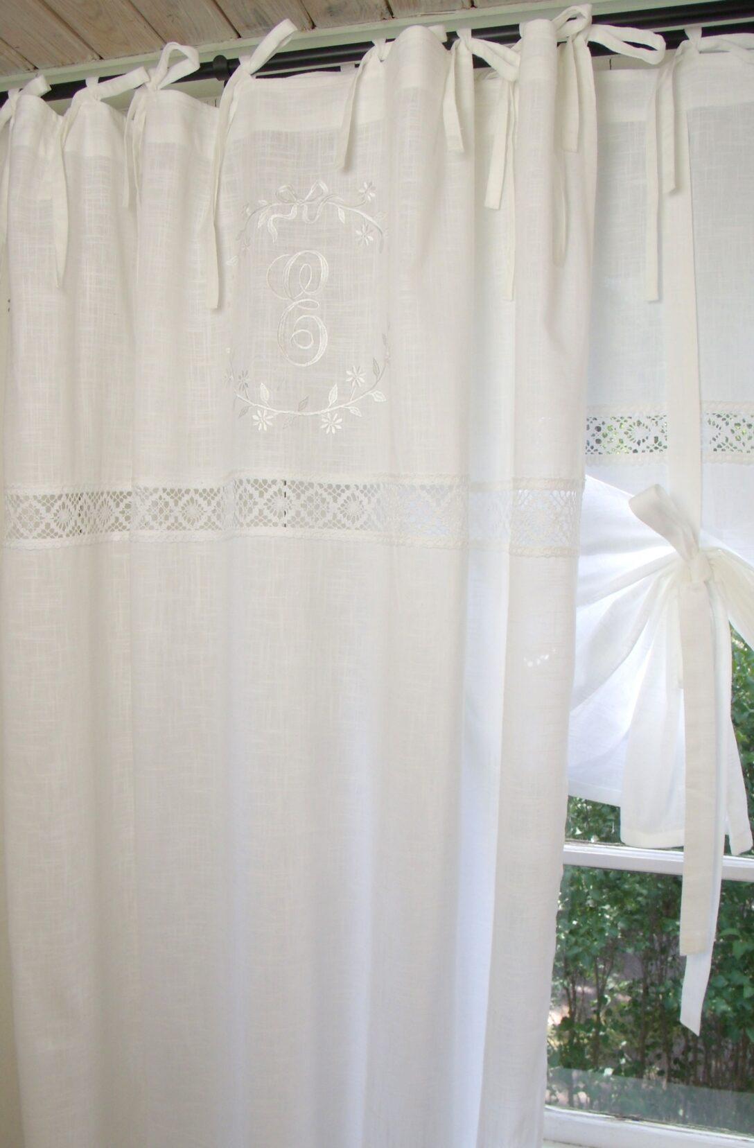 Large Size of Bon Prix Vorhänge Vorhang Emilia Wei Gardine 140x300 Cm 2 Stck Vorhnge Küche Bonprix Betten Wohnzimmer Schlafzimmer Wohnzimmer Bon Prix Vorhänge
