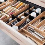 Gewürze Schubladeneinsatz Wohnzimmer Besteckeinsatz Leicht Kche Schubladeneinsatz 100 Cm Ikea Diy Küche