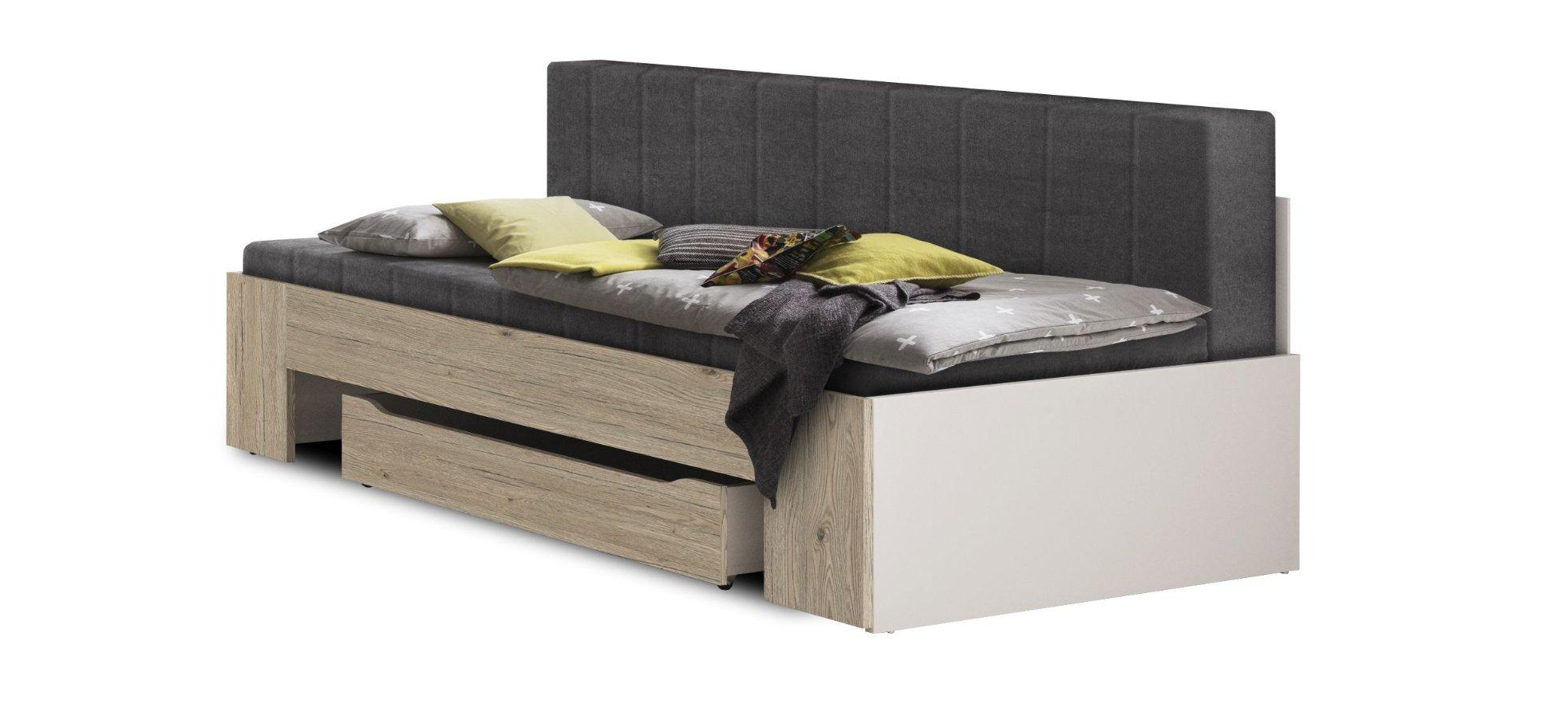 Full Size of Bett Ausziehbar Gleiche Ebene Ikea Lifetime Mit Lattenrost 120 Wei 100x200 Rutsche 160x200 Ohne Füße Runder Esstisch Weiß Topper Stapelbar Bette Starlet Wohnzimmer Bett Ausziehbar Gleiche Ebene