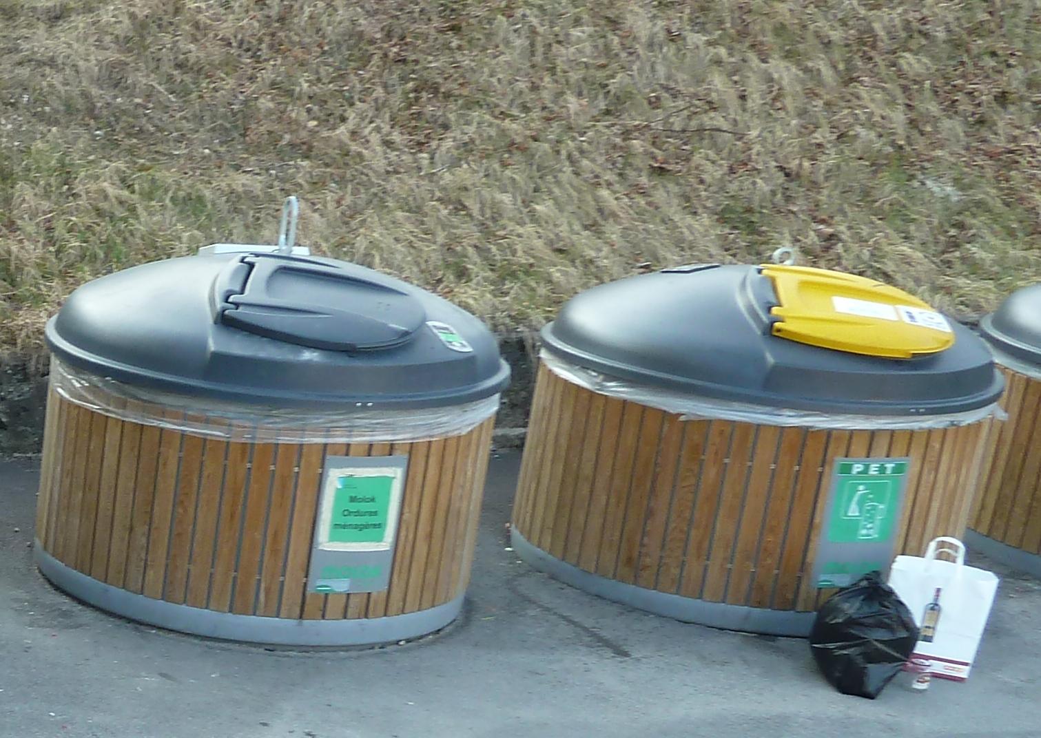 Full Size of Joe Goes Switzerland Mllsystem In Der Schweiz Müllsystem Küche Wohnzimmer Müllsystem