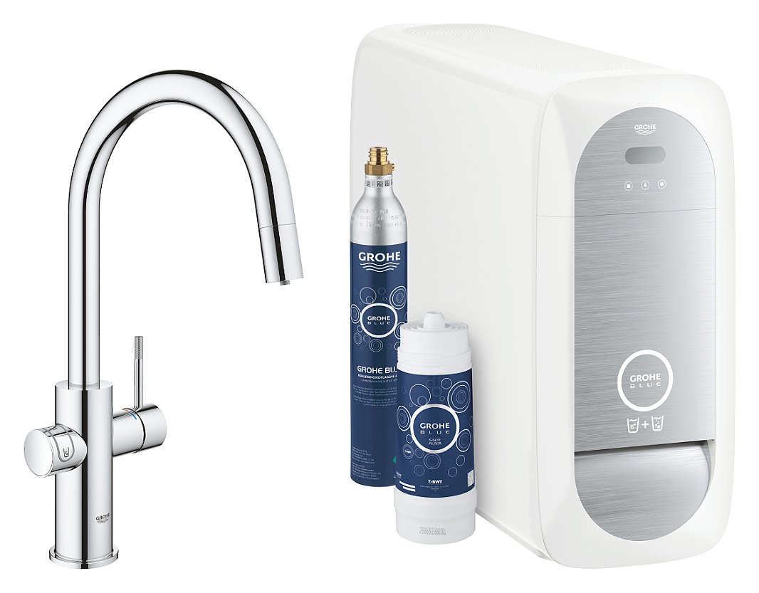 Full Size of Wasserhahn Für Küche Wandanschluss Bad Grohe Dusche Thermostat Wohnzimmer Grohe Wasserhahn