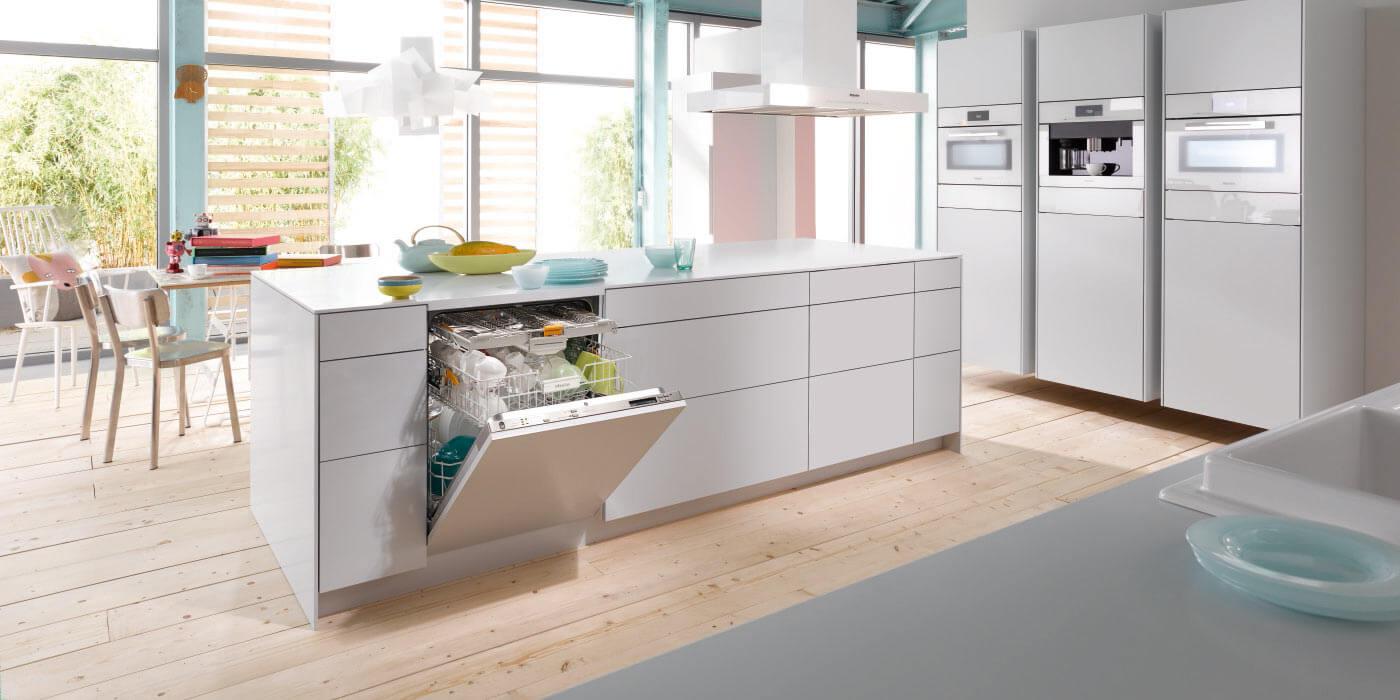 Full Size of Miele Komplettküche Einbaugerte Fr Kche Mit Hchstem Qualittsanspruch Küche Wohnzimmer Miele Komplettküche