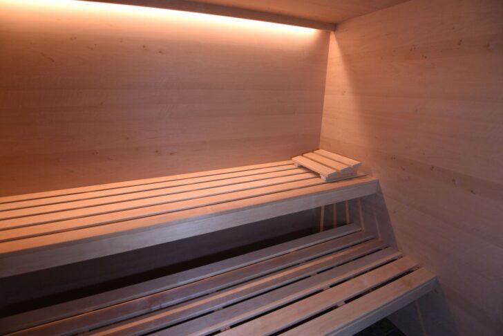 Medium Size of Außensauna Wandaufbau Bad Wellness24 Sauna Paneelen 230 180 Erle Hhe 220 Glasfront Wohnzimmer Außensauna Wandaufbau