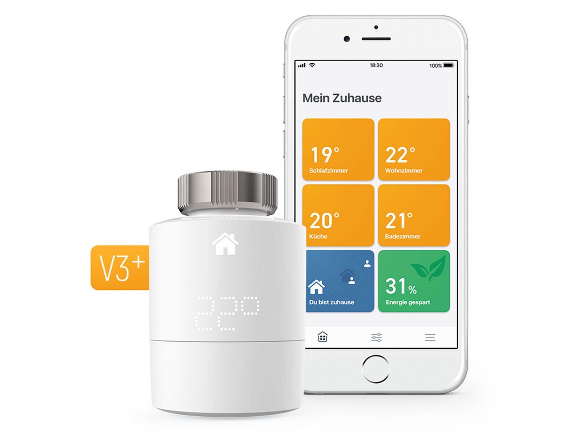 Full Size of Tado Smartes Heizkrper Thermostat Starter Kit V3 Sprüche Für Die Küche L Form Bank Schreinerküche Nobilia Mobile Singleküche Mit Kühlschrank Wohnzimmer Mobile Küche Kaufen