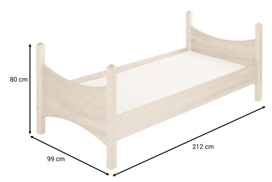 Large Size of Kinderbett Mädchen 90x200 Bionoah Kiefer Wei Cm Bett Weiß Betten Weißes Mit Bettkasten Schubladen Lattenrost Wohnzimmer Kinderbett Mädchen 90x200