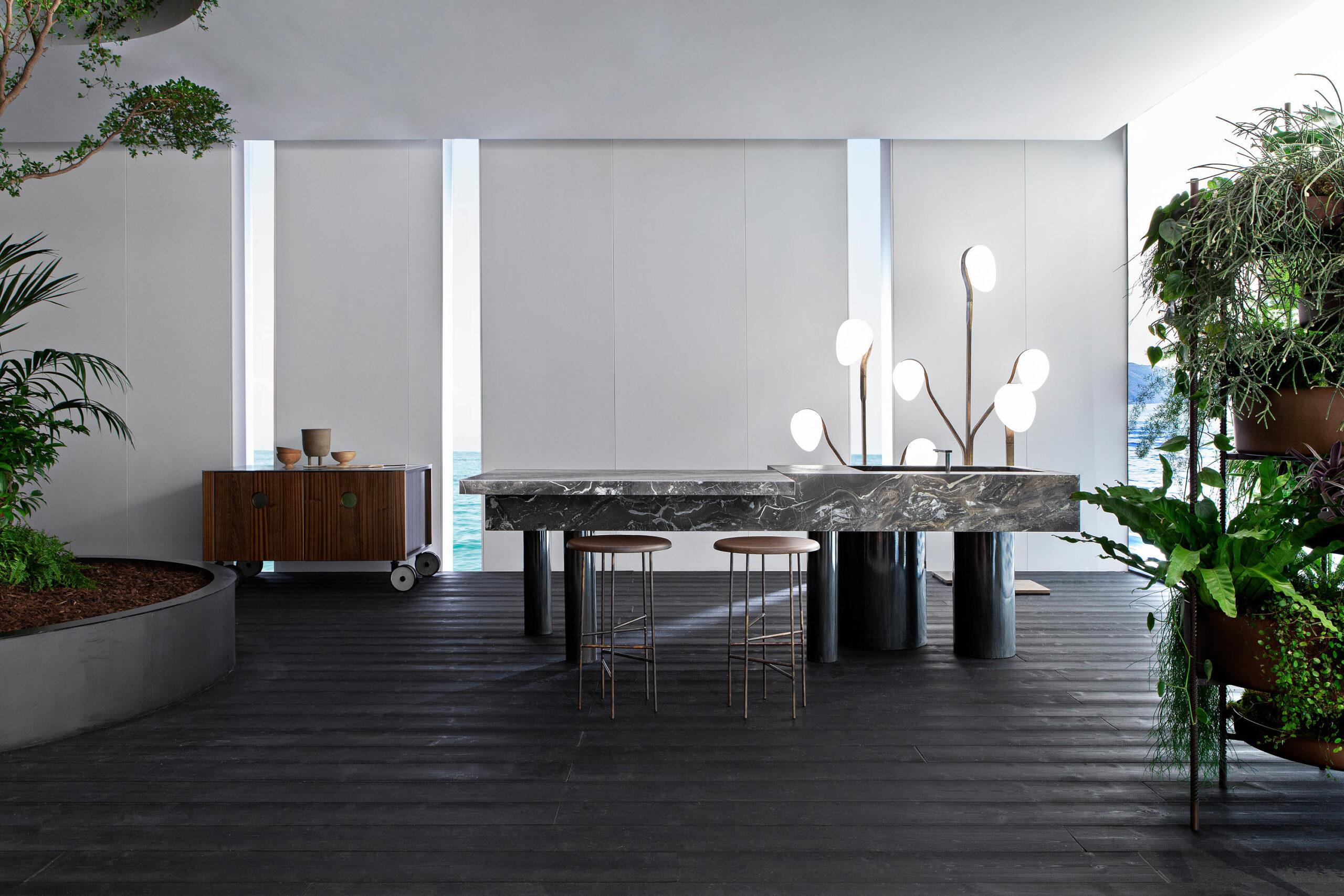 Full Size of Cocoon Modulküche 10th Kitchen Hochwertige Designerprodukte Architonic Holz Ikea Wohnzimmer Cocoon Modulküche