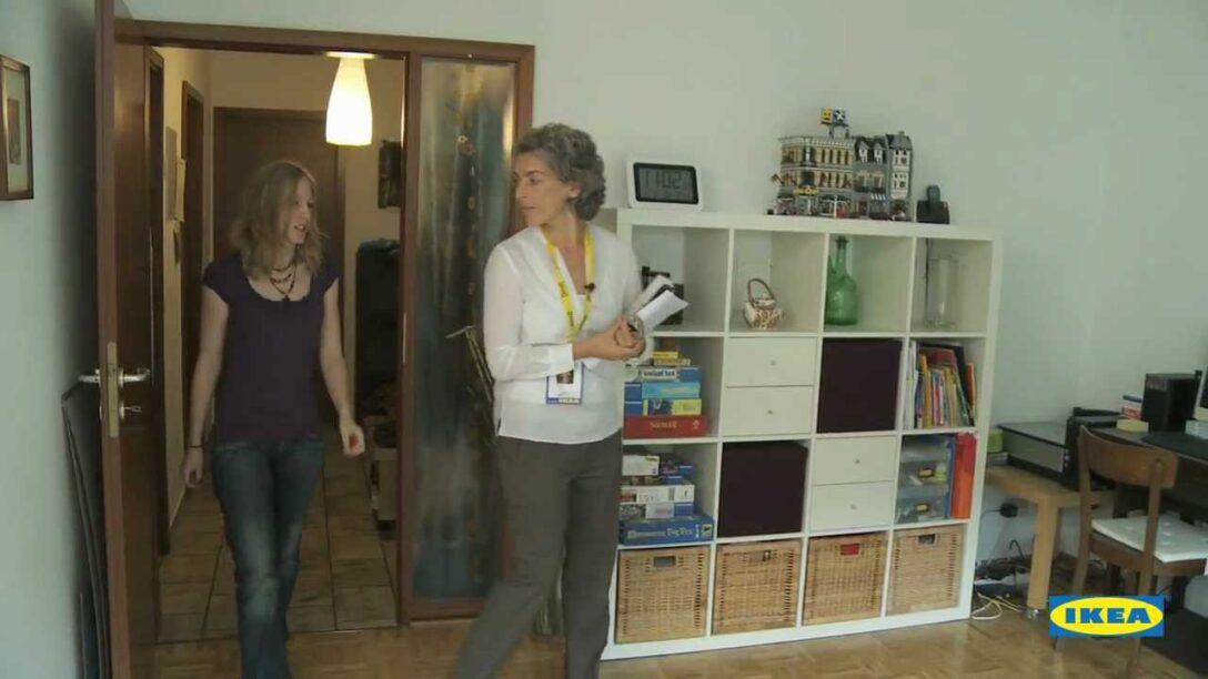 Large Size of Trennwand Ikea Schafft Ordnung Arbeits Wohn Kombination Youtube Garten Betten Bei 160x200 Glastrennwand Dusche Miniküche Modulküche Küche Kosten Kaufen Sofa Wohnzimmer Trennwand Ikea