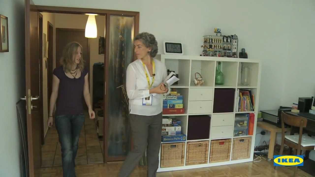 Full Size of Trennwand Ikea Schafft Ordnung Arbeits Wohn Kombination Youtube Garten Betten Bei 160x200 Glastrennwand Dusche Miniküche Modulküche Küche Kosten Kaufen Sofa Wohnzimmer Trennwand Ikea