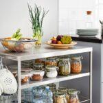 Kcheninsel Gestalten Mehr Raum Fr Genieer Ikea Deutschland Freistehende Küche Wohnzimmer Kücheninsel Freistehend