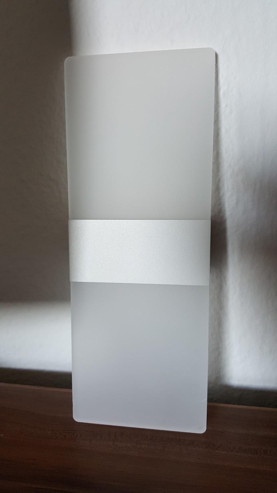 Full Size of Schlafzimmer Wandlampen Monas Blog Acryl 6w Led Wandleuchte Wandlampe Fr Wohnzimmer Teppich Rauch Komplett Guenstig Tapeten Vorhänge Kommoden Wiemann Set Wohnzimmer Schlafzimmer Wandlampen