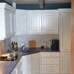 Holzküche Auffrischen Weie Landhauskche Tischlerei Dohrn In Risum Lindholm Massivholzküche Vollholzküche Wohnzimmer Holzküche Auffrischen