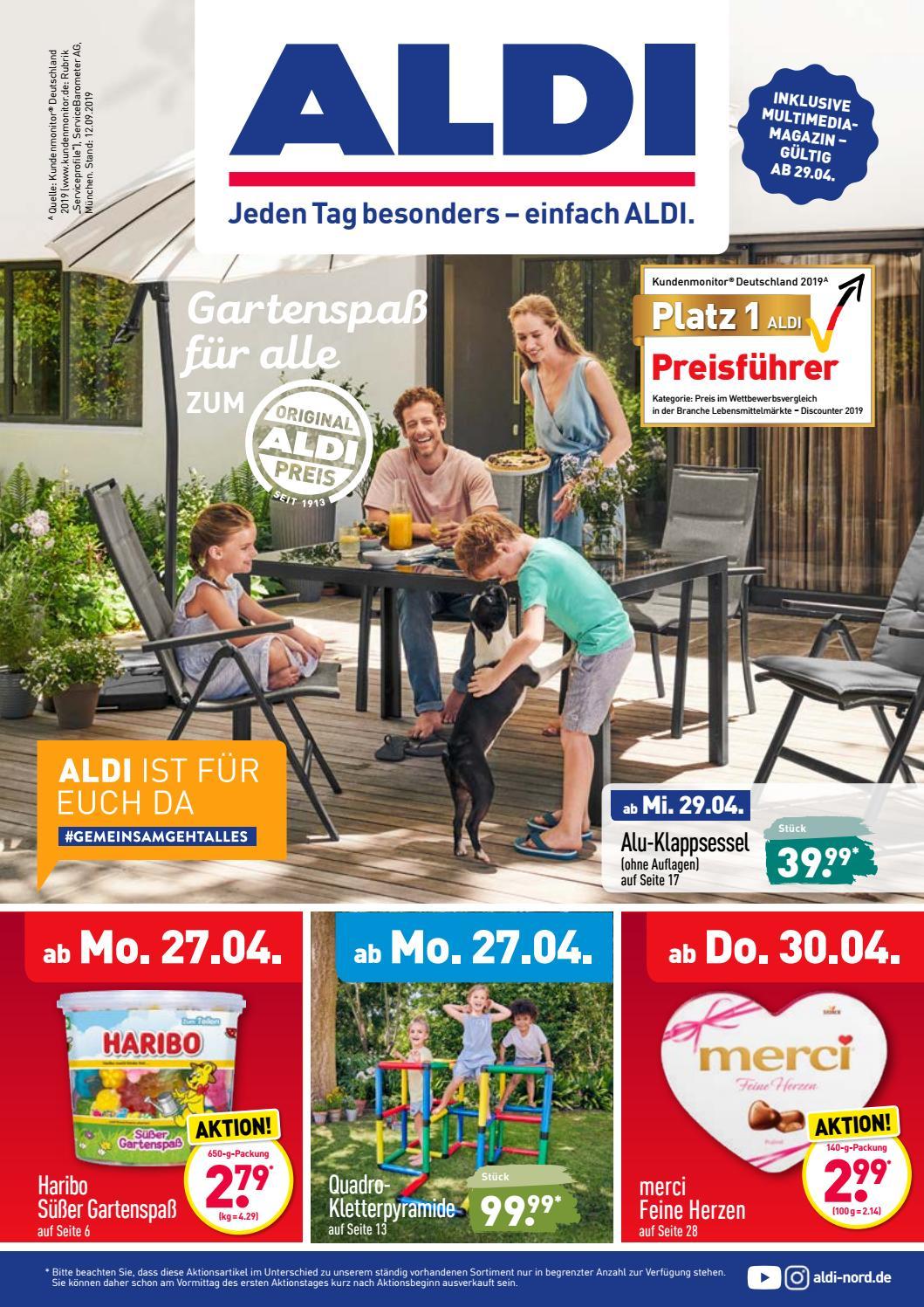 Full Size of Aldi Gartenbank 2020 Rattan Klappbar 2019 Prospekt Von Vom 26042020 By Kps Verlagsgesellschaft Mbh Relaxsessel Garten Wohnzimmer Aldi Gartenbank
