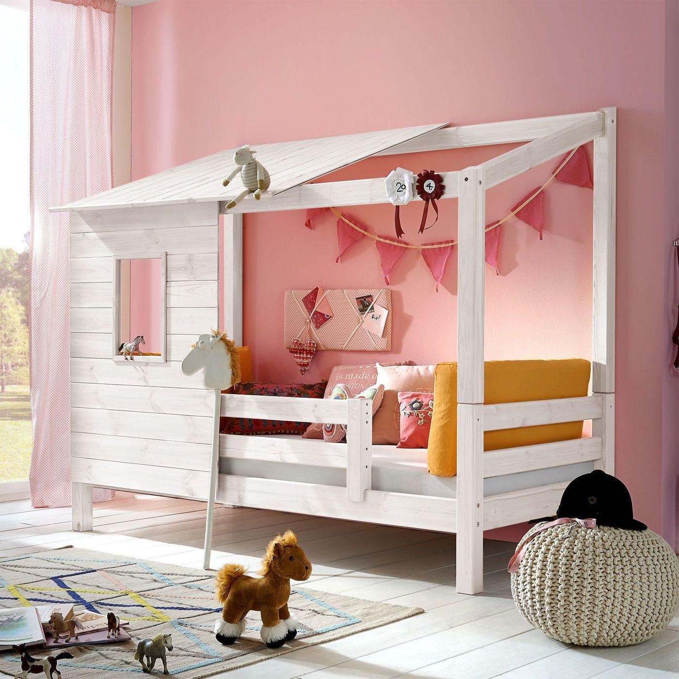 Full Size of Mädchenbetten Abenteuerbett Aus Massivholz Fr Mdchen Kids Paradise Wohnzimmer Mädchenbetten