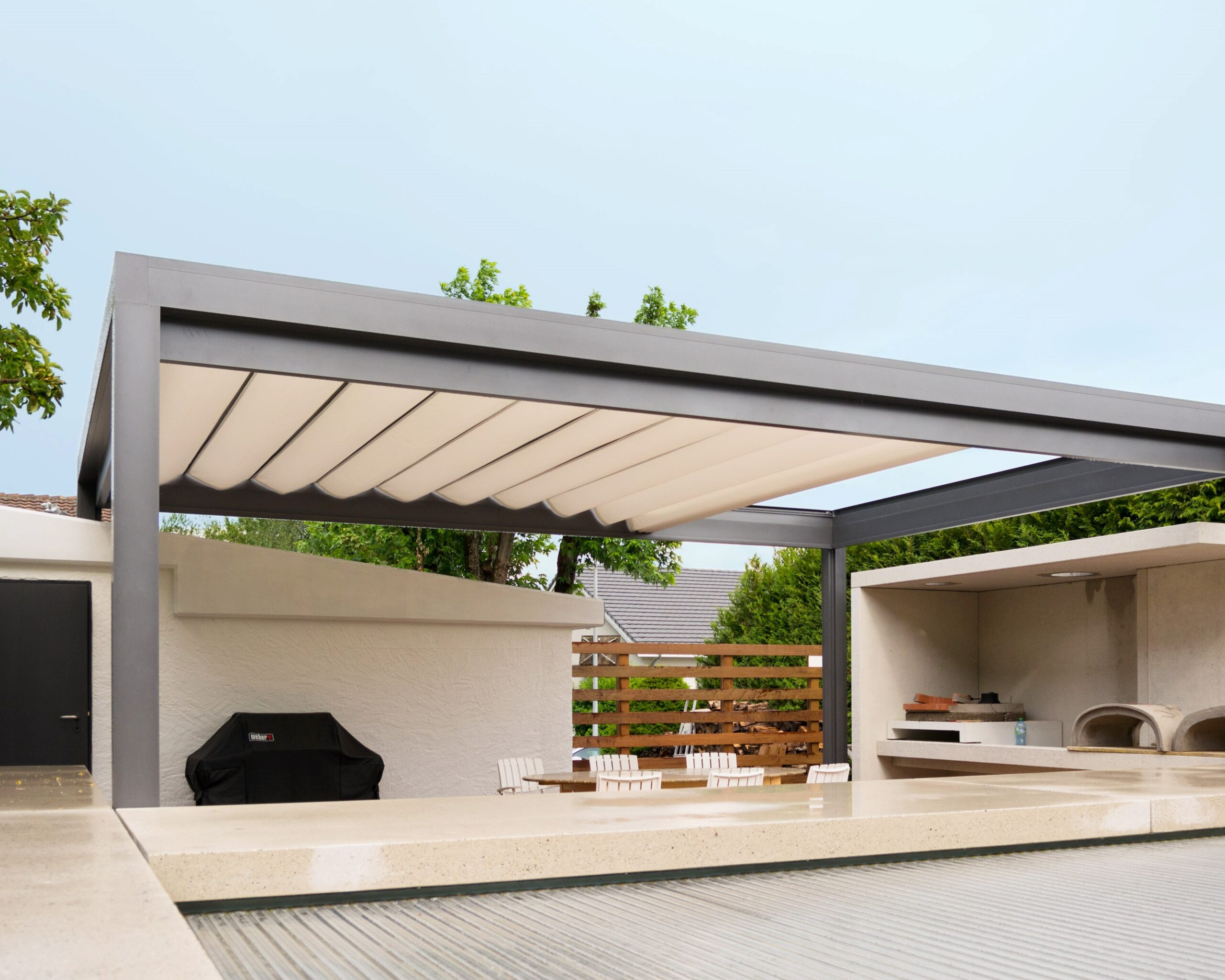 Full Size of Terrassen Pavillon Melano Tp7100 Garten Wohnzimmer Terrassen Pavillon