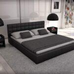 Polsterbett 200x220 Wasserbetten Europacom Euro Miso 200 220 Cm Schwarz Bett Betten Wohnzimmer Polsterbett 200x220