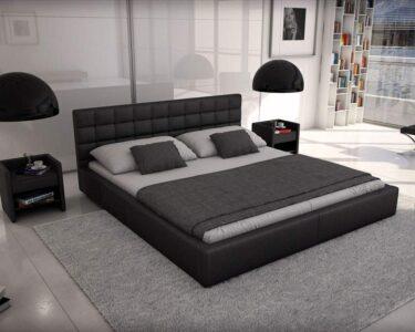 Polsterbett 200x220 Wohnzimmer Polsterbett 200x220 Wasserbetten Europacom Euro Miso 200 220 Cm Schwarz Bett Betten