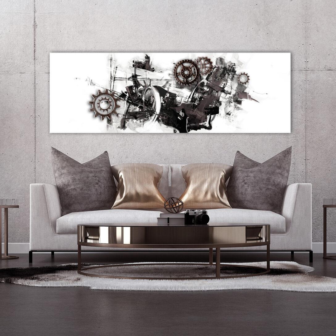Large Size of Wohnzimmer Wandbild Dekoration Leinwand Bilder Geometrisch Abstrakt Kunst Grau Wandtattoos Stehlampen Großes Bild Deckenlampen Für Wandbilder Liege Poster Wohnzimmer Wohnzimmer Wandbild