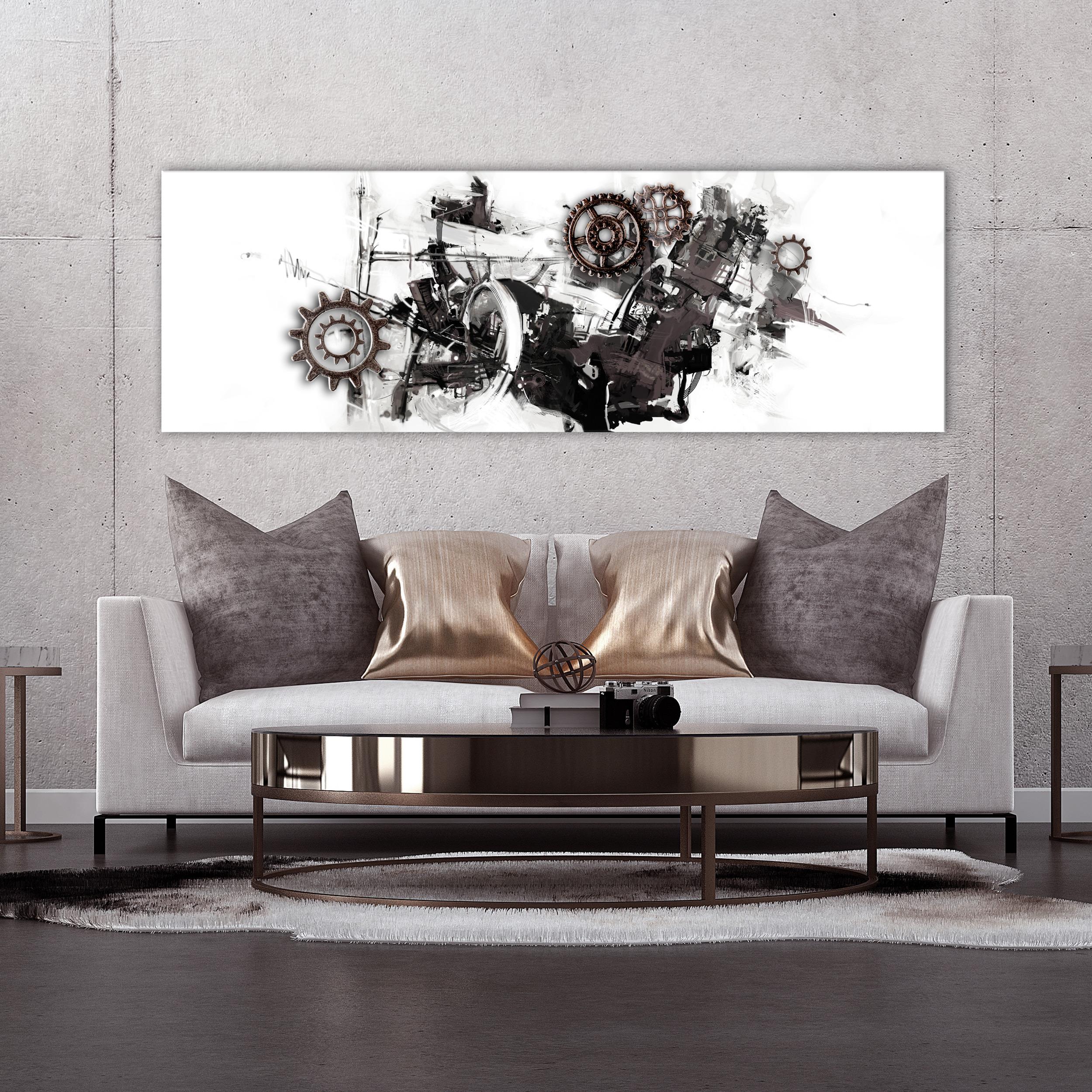 Full Size of Wohnzimmer Wandbild Dekoration Leinwand Bilder Geometrisch Abstrakt Kunst Grau Wandtattoos Stehlampen Großes Bild Deckenlampen Für Wandbilder Liege Poster Wohnzimmer Wohnzimmer Wandbild