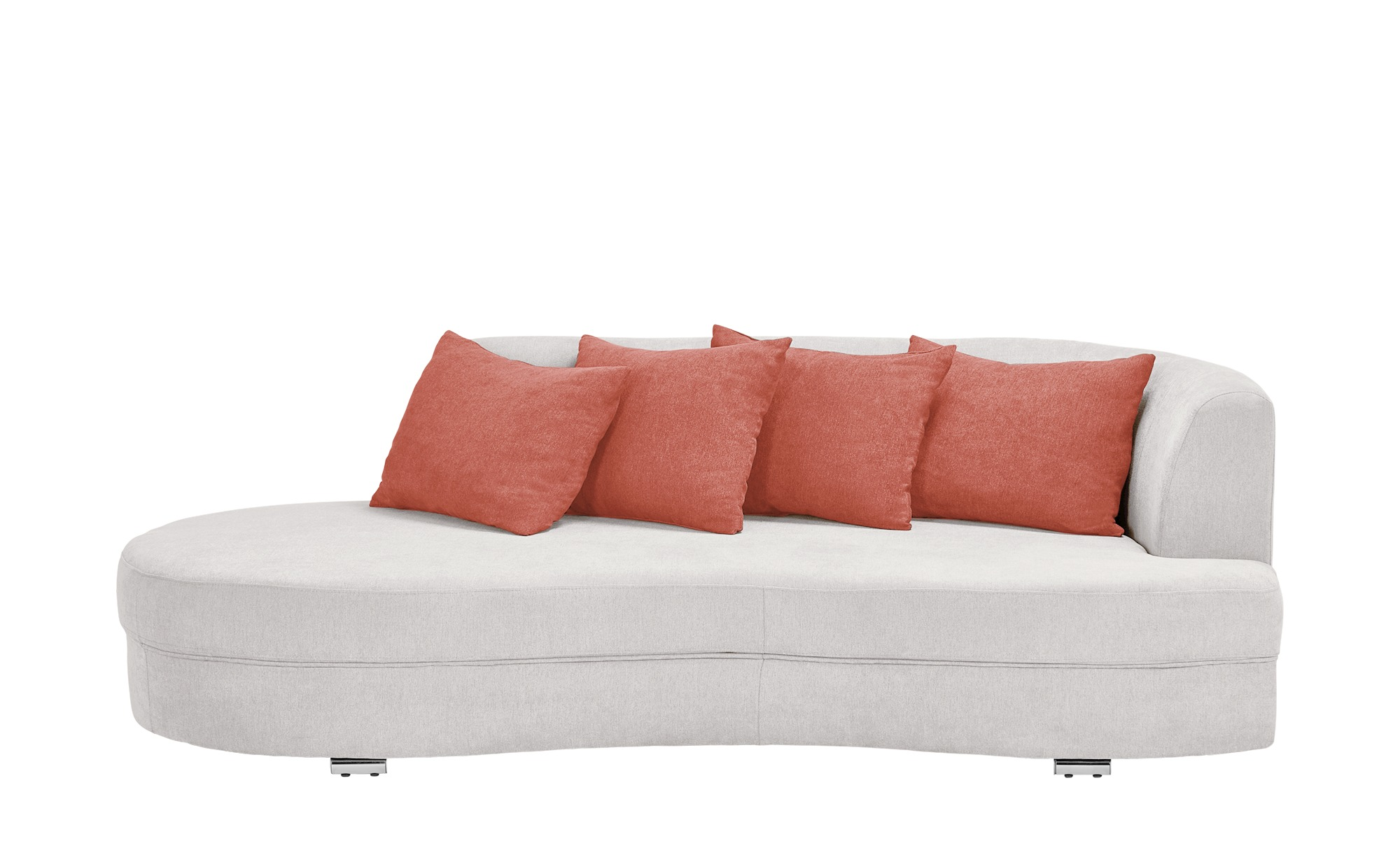 Full Size of Big Sofa Im Kolonialstil Nadja Smart Beige   Flachgewebe Wollwei Himolla Schlafsofa Liegefläche 160x200 Federkern Mit Hocker Home Affair Xxl 2 Sitzer Ikea Wohnzimmer Big Sofa Nadja