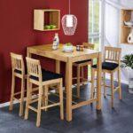 Dänisches Bettenlager Bartisch Wohnzimmer Dänisches Bettenlager Bartisch Bar Set Bogart Natur Gelt 70x115 Badezimmer Küche
