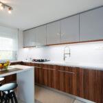 Küche Halbinsel Kche Mit Platzsparend Und Multifunktionell Fliesen Für Ikea Miniküche Lieferzeit Anrichte Erweitern Einbauküche E Geräten L Form Wohnzimmer Küche Halbinsel