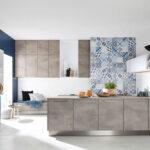 Alternative Küchen Wohnzimmer Beton Kchen Im Vergleich Bilder Von Nobilia Küchen Regal Sofa Alternatives
