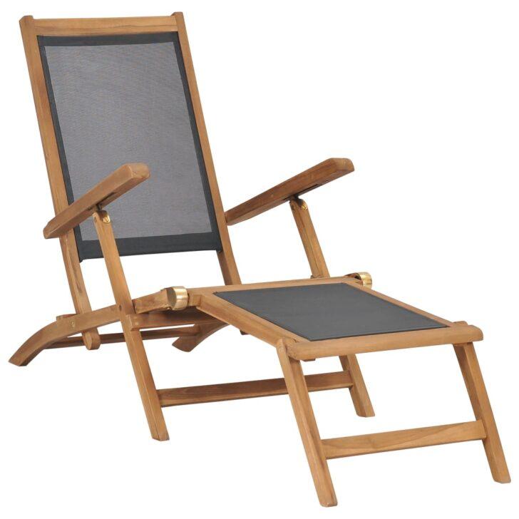 Medium Size of Liegestuhl Klappbar Holz Ikea Vidaxl Mit Fuablage Massivholz Teak Real Betten Bei Küche Kosten Sofa Schlaffunktion Bett Ausklappbar Miniküche 160x200 Garten Wohnzimmer Liegestuhl Klappbar Ikea