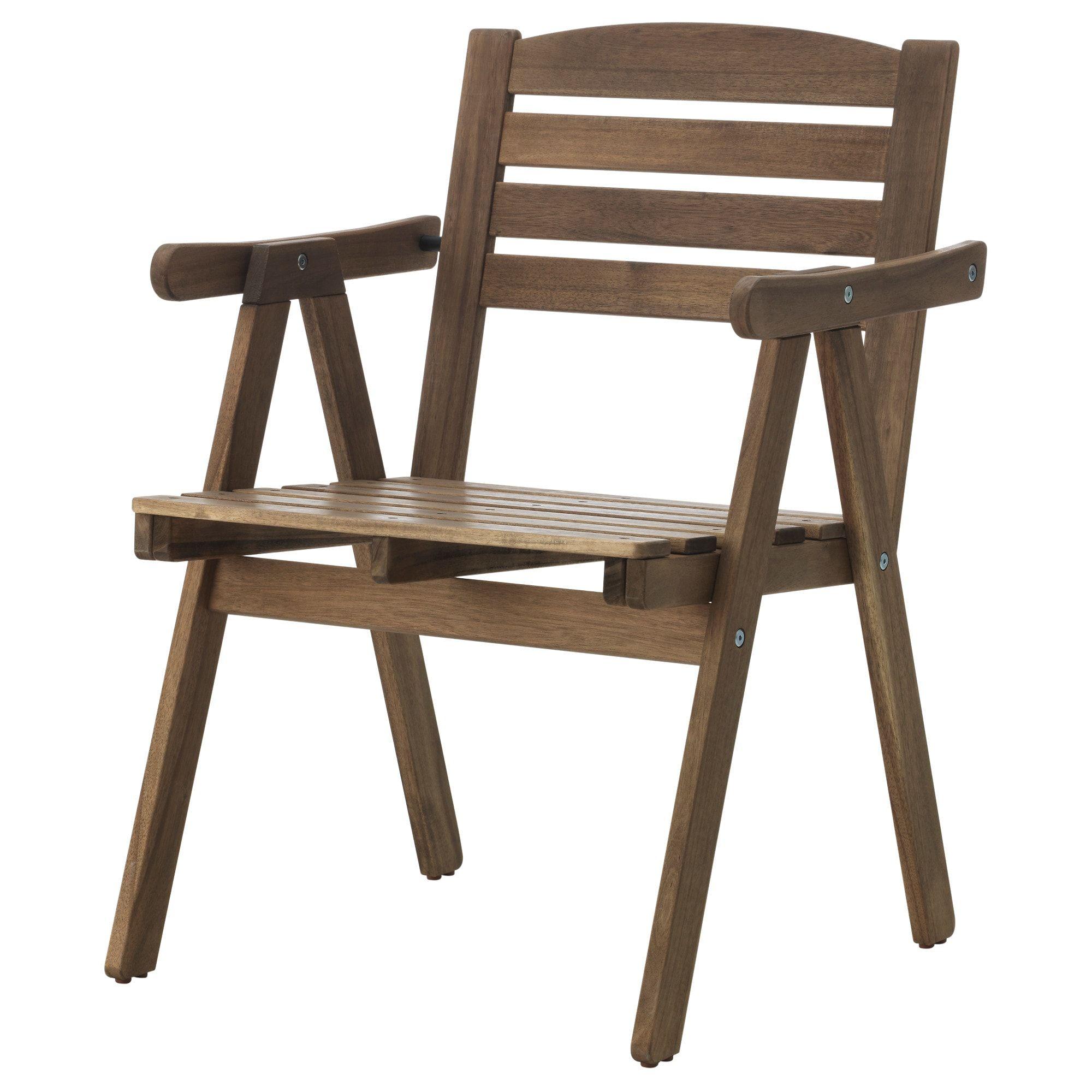 Full Size of Falholmen Armlehnstuhl Auen Graubraun Lasiert Hellbraun Ikea Küche Kosten Modulküche Betten 160x200 Kaufen Bei Miniküche Sofa Mit Schlaffunktion Wohnzimmer Gartenliege Ikea