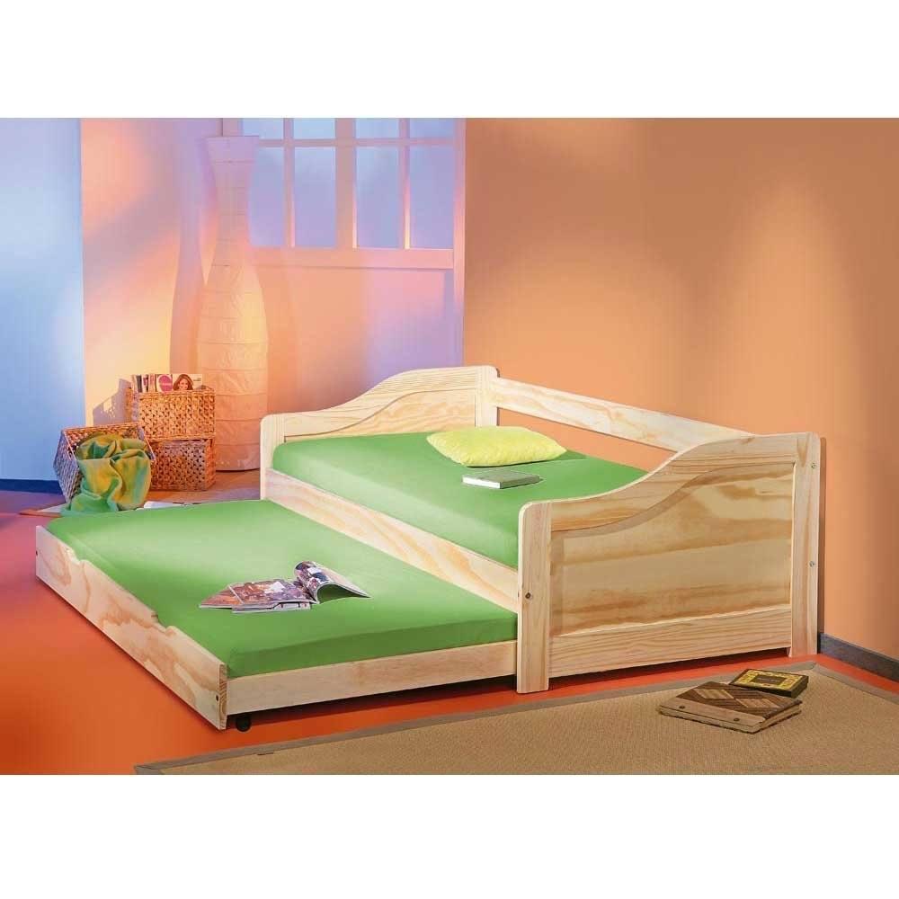 Full Size of Bett Ausziehbar Gleiche Ebene Ikea Tandembett Test Vergleich Im Mai 2020 Top 5 Konfigurieren Ohne Füße Betten Kopfteil Antike Kiefer 90x200 Bettkasten Wohnzimmer Bett Ausziehbar Gleiche Ebene