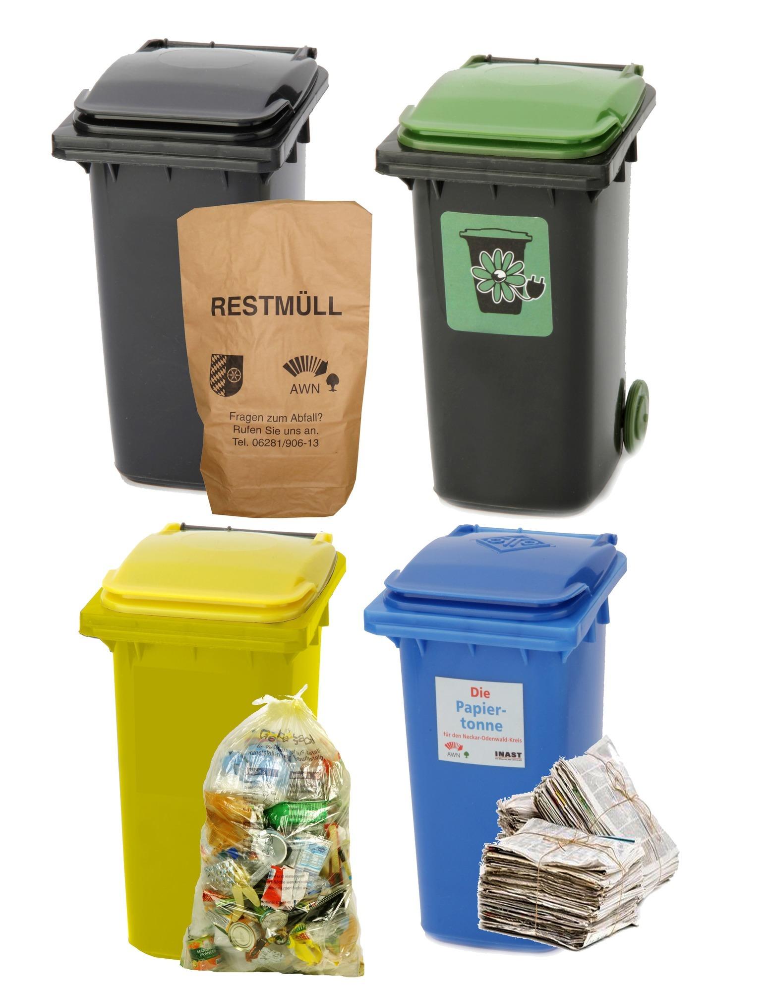 Full Size of Müllsystem Neues Muellsystem Im Neckar Odenwald Kreis Rueckkehr Der Restmuelltonne Arid Küche Wohnzimmer Müllsystem