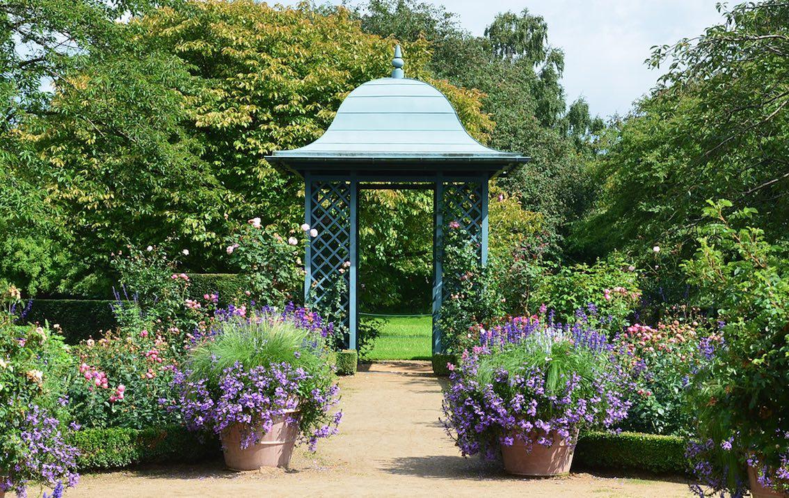 Full Size of Pavillon Garten Wohnzimmer Pavillon Eisen