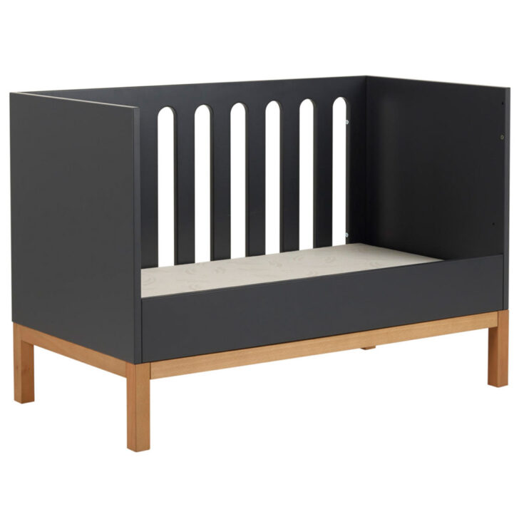 Medium Size of Quaindigio Babybett 60x120 Cm Schwarz Bei Rume Bett 180x200 Weiß Schwarzes Schwarze Küche Wohnzimmer Babybett Schwarz