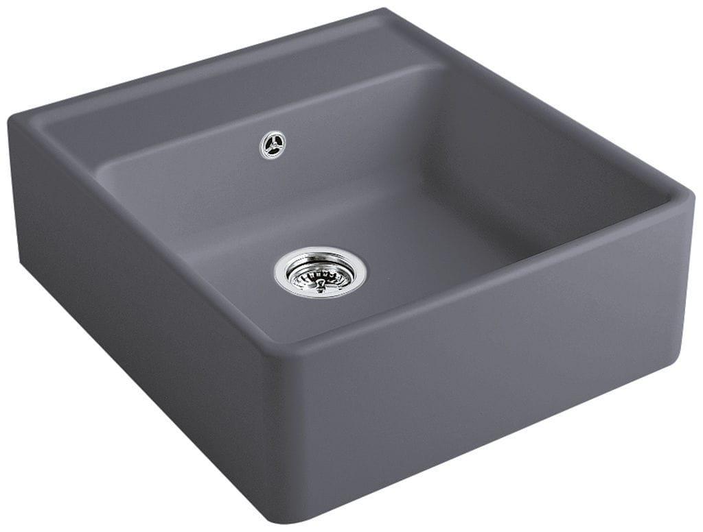 Full Size of Sple 1 Becken Butler Naber Gmbh Keramik Aufsatz Ohne Waschbecken Küche Wohnzimmer Spülstein Keramik