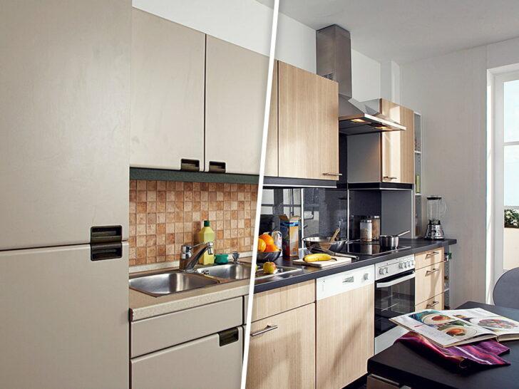 Medium Size of Kchenfronten Erneuern Alt Gegen Neu Vollholzküche Massivholzküche Holzküche Wohnzimmer Holzküche Auffrischen