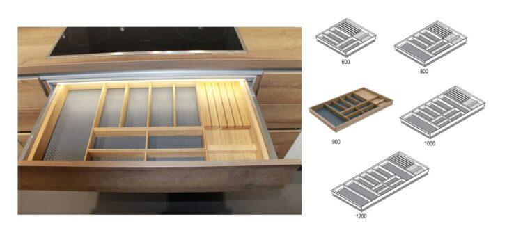 Medium Size of Nobilia Besteckeinsatz Eiche Mit Messerblock Original Küche Einbauküche Wohnzimmer Nobilia Besteckeinsatz