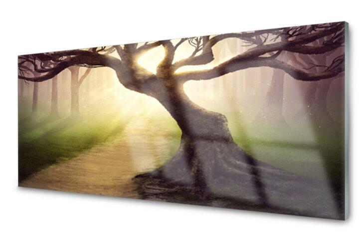 Medium Size of Baum Natur Kchenrckwand Fliesenspiegel Tulupde Küche Glas Esstisch Modern Deckenlampen Wohnzimmer Bilder Weiss Moderne Landhausküche Tapete Selber Machen Wohnzimmer Fliesenspiegel Modern