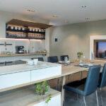 Kücheninsel Mit Esstisch Neue Wohnlichkeit In Der Kche Huser Modernisieren Sofa Verstellbarer Sitztiefe Baumkante Küche Sideboard Arbeitsplatte Kleine Wohnzimmer Kücheninsel Mit Esstisch