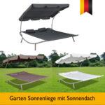 Bauhaus Gartenliege Sonnenliege Fr Zwei Trendy Affordable Aluminium Fenster Wohnzimmer Bauhaus Gartenliege