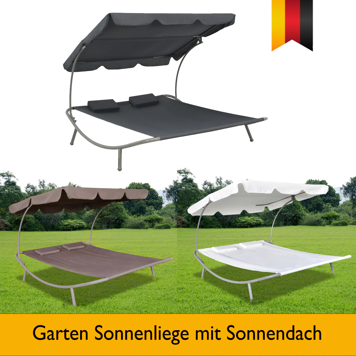 Full Size of Bauhaus Gartenliege Sonnenliege Fr Zwei Trendy Affordable Aluminium Fenster Wohnzimmer Bauhaus Gartenliege