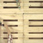 Bauanleitung Bauplan Palettenbett Wohnzimmer Palettenbett Bauen Youtube