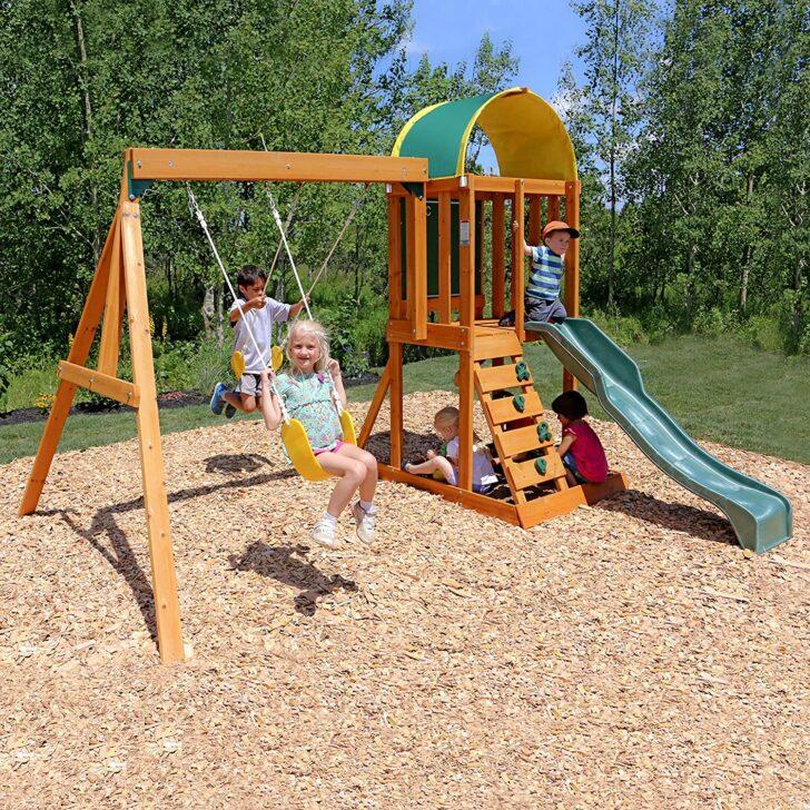 Medium Size of Klettergerüst Canyon Ridge Kidkraft 400 Ainsley Klettergerst Fsc Garten Wohnzimmer Klettergerüst Canyon Ridge