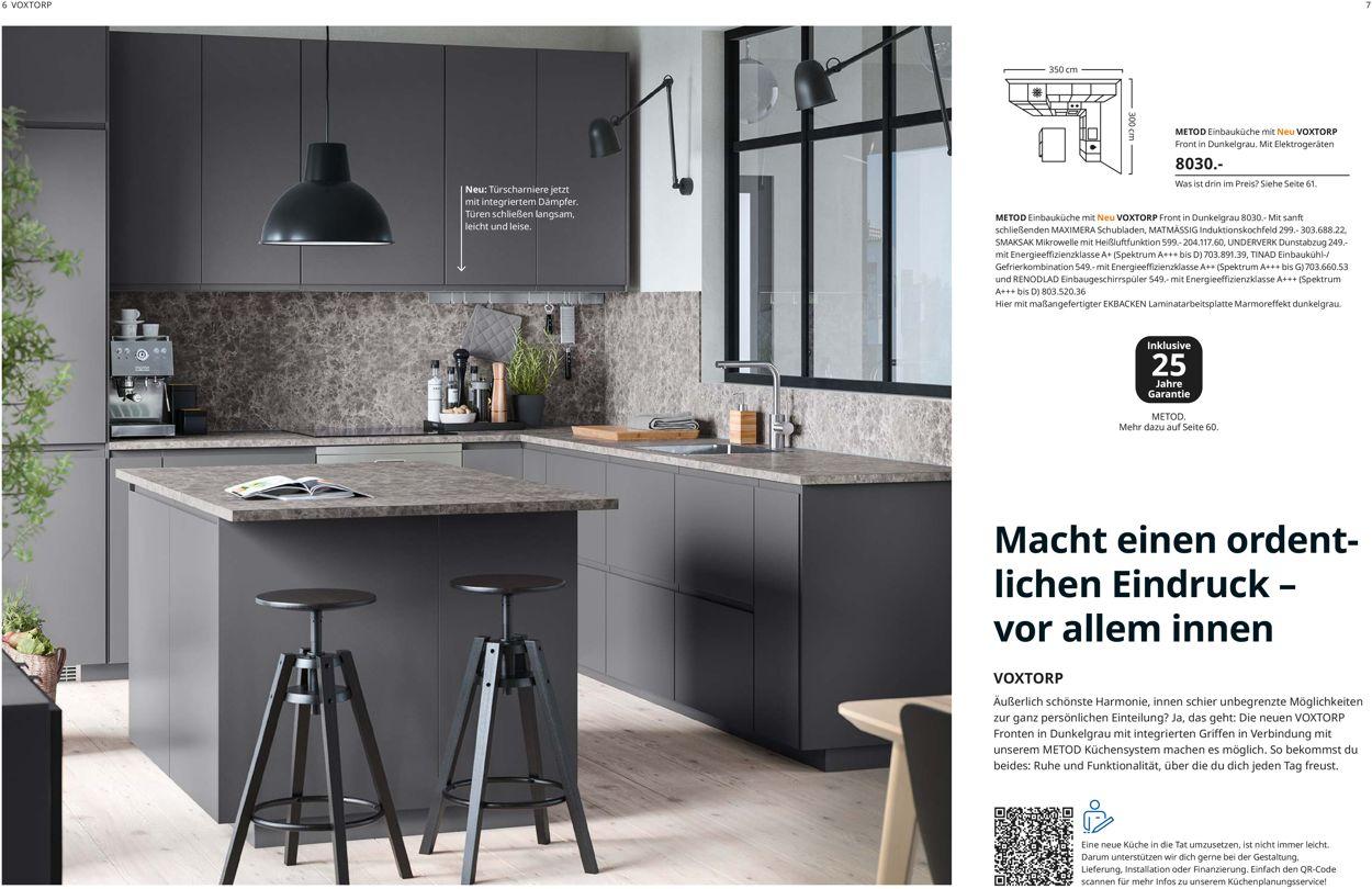 Full Size of Ikea Voxtorp Küche Aktueller Prospekt 0203 31072020 4 Jedewoche Rabattede Miele Nobilia Was Kostet Eine Pendeltür Schreinerküche Led Panel Wasserhahn Wohnzimmer Ikea Voxtorp Küche